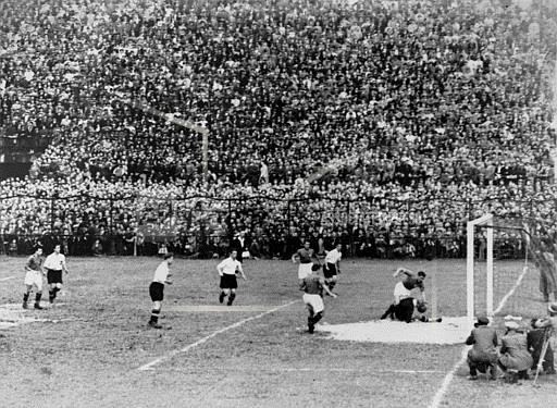 Associated Press Sports Italy Soccer WORLD CUP 1934