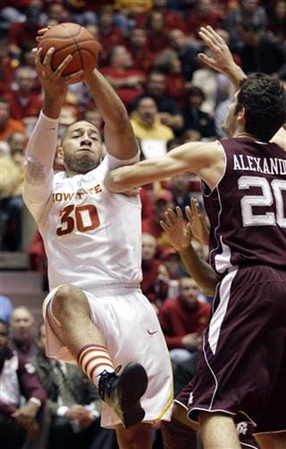 Royce White, Daniel Alexander
