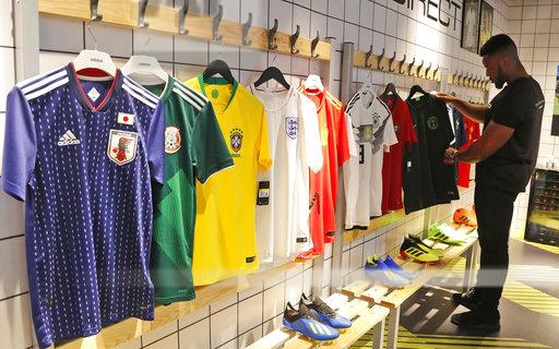 Soccer WCup The Jerseys