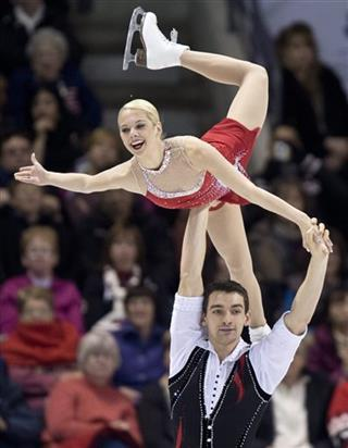 Alexa Scimeca Chris Knierim