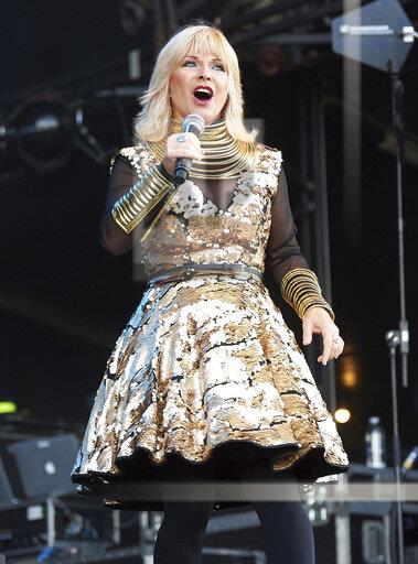 Toyah Willcox in concert - Rewind Festival, UK - 8/17/19