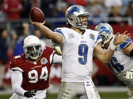 Matthew Stafford, Sam Acho
