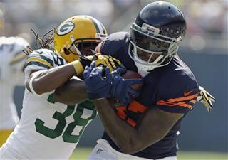 Tramon Williams, Martellus Bennett