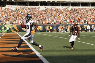 Demaryius Thomas, Chris Lewis-Harris