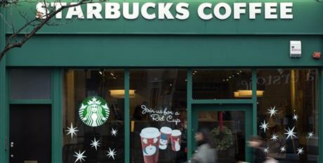Britain Tax Starbucks
