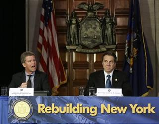 Andrew Cuomo, Shaun Donovan