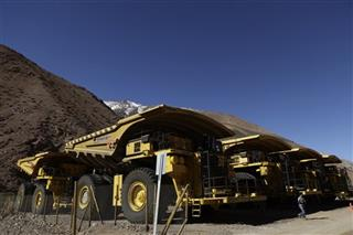 Chile Barrick Gold