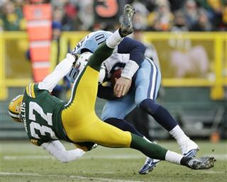 Sam Shields, Jake Locker