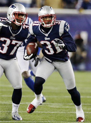 Alfonzo Dennard, Aqib Talib