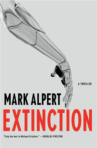 Book Review-Extinction