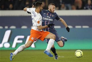 France Socccer PSG Montpellier