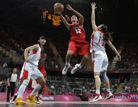 Diana Taurasi, Ma Zengyu