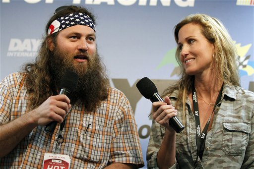 Duck Dynasty, Willie Robertson, Korie Robertson