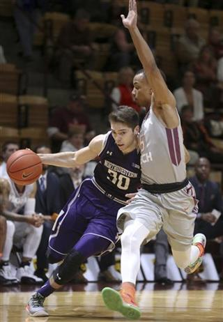 Northwestern Virginia Tech Basketball