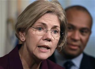 Elizabeth Warren, Deval Patrick