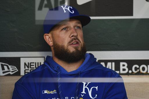 MLB: SEP 16 Royals at Athletics