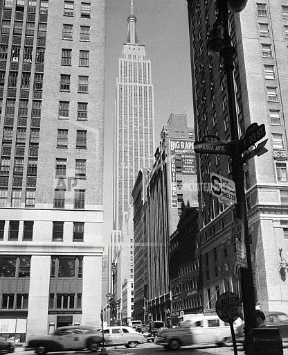Watchf Associated Press Domestic News  New York United States APHS59528 Empire State Building