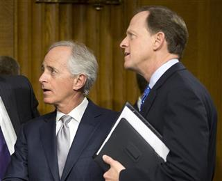 Bob Corker, Pat Toomey