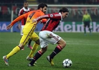 Riccardo Montolivo, Cesc Fabregas