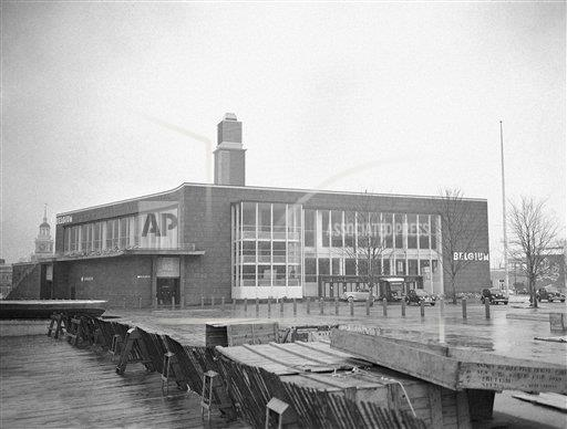 Watchf AP A  NY USA APHS378102 1939 New York World's Fair
