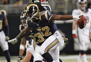 St. Louis Rams v Denver Broncos