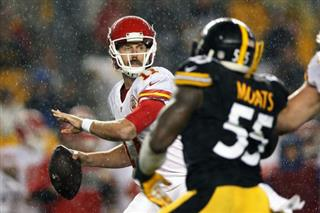 Chiefs Steelers Football