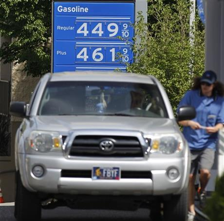 Gas Price Spike