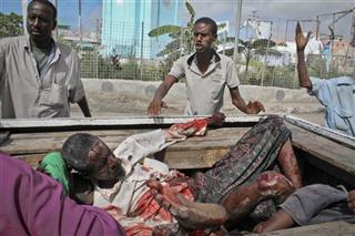 Somalia Bomb