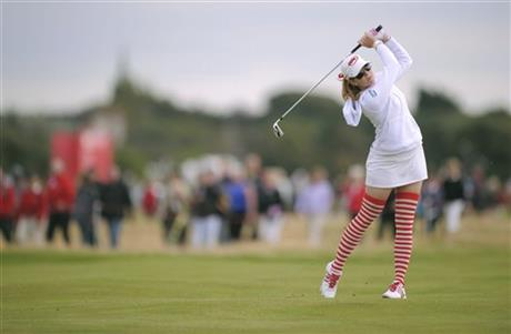Britain Golf Women's Open