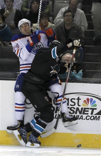 Nail Yakupov,  Brad Stuart