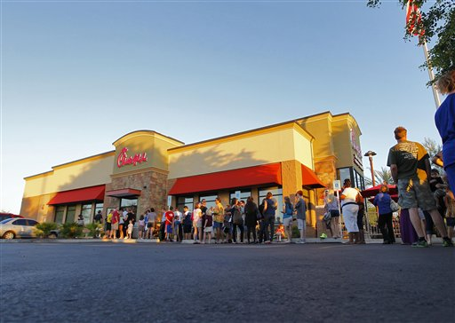 Chick-Fil-A-Gay Marriage