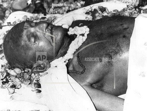 Watchf Associated Press International News   India APHS109006 Gandhi Assassination 1948