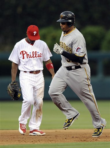 Jose Tabata, Jimmy Rollins