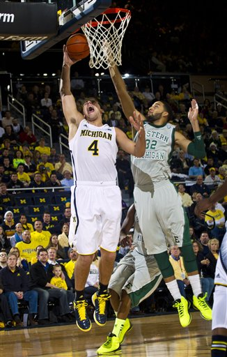 Mitch McGary, Jamell Harris
