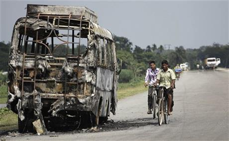 India Northeast Violence
