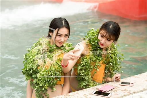 CHINA ZHEJIANG CORIANDER HOT SPRING