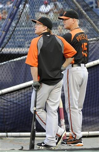 Nate McLouth, Jim Presley