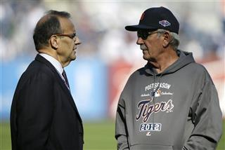 Joe Torre, Jim Leyland