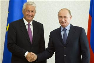 Vladimir Putin, Thorbjoern Jagland