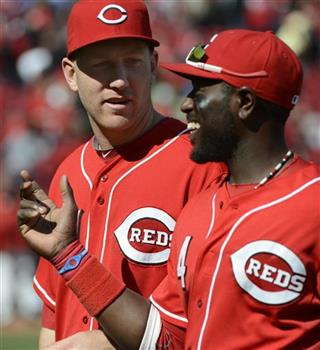 Todd Frazier, Brandon Phillips