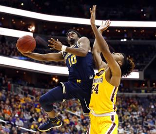 Derrick Walton Jr., Eric Curry