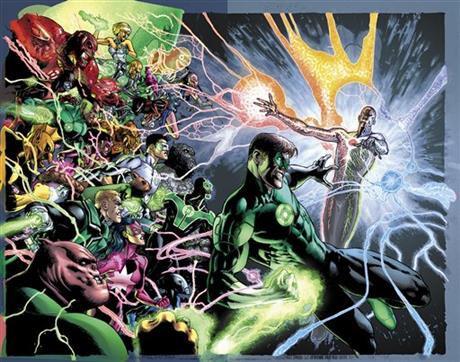 Comics Geoff Johns