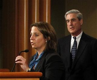 Lisa Monaco, Robert Mueller