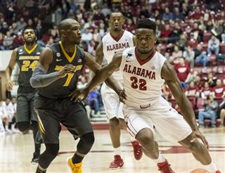 Alabama Basketball G22 vs Missouri