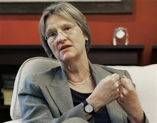 Drew Faust 