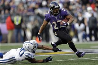Ray Rice, Jerrell Freeman