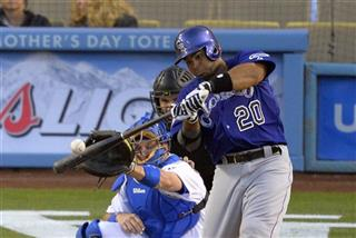 Wilin Rosario, A.J. Ellis