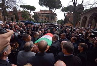 Italy Ath Mennea Funeral