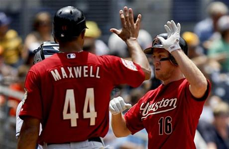 Matt Downs, Justin Maxwell