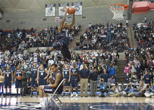Ryan Boatright, Shabazz Napier
